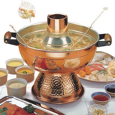 fondue chinoise appareil