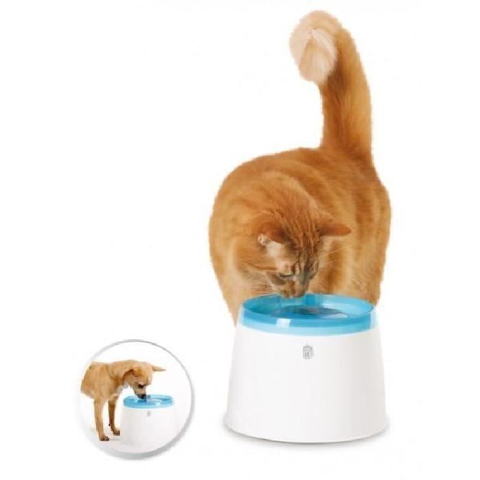 fontaine pour chat pas cher