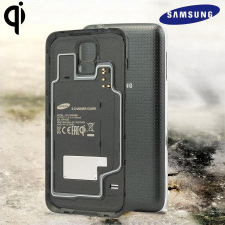 galaxy s5 chargement sans fil
