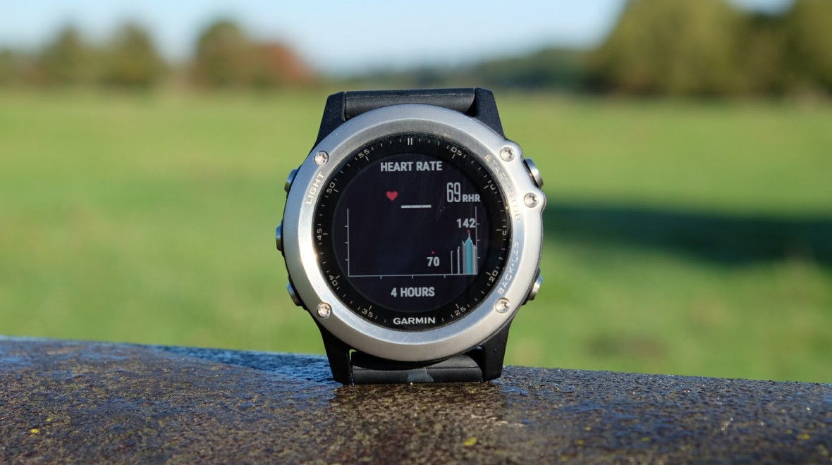 garmin fenix 3 hr test