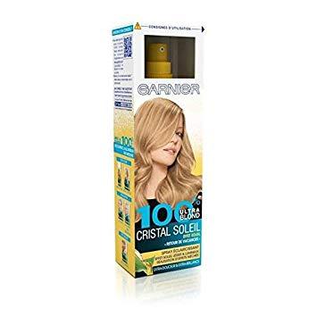 garnier 100 ultra blond spray
