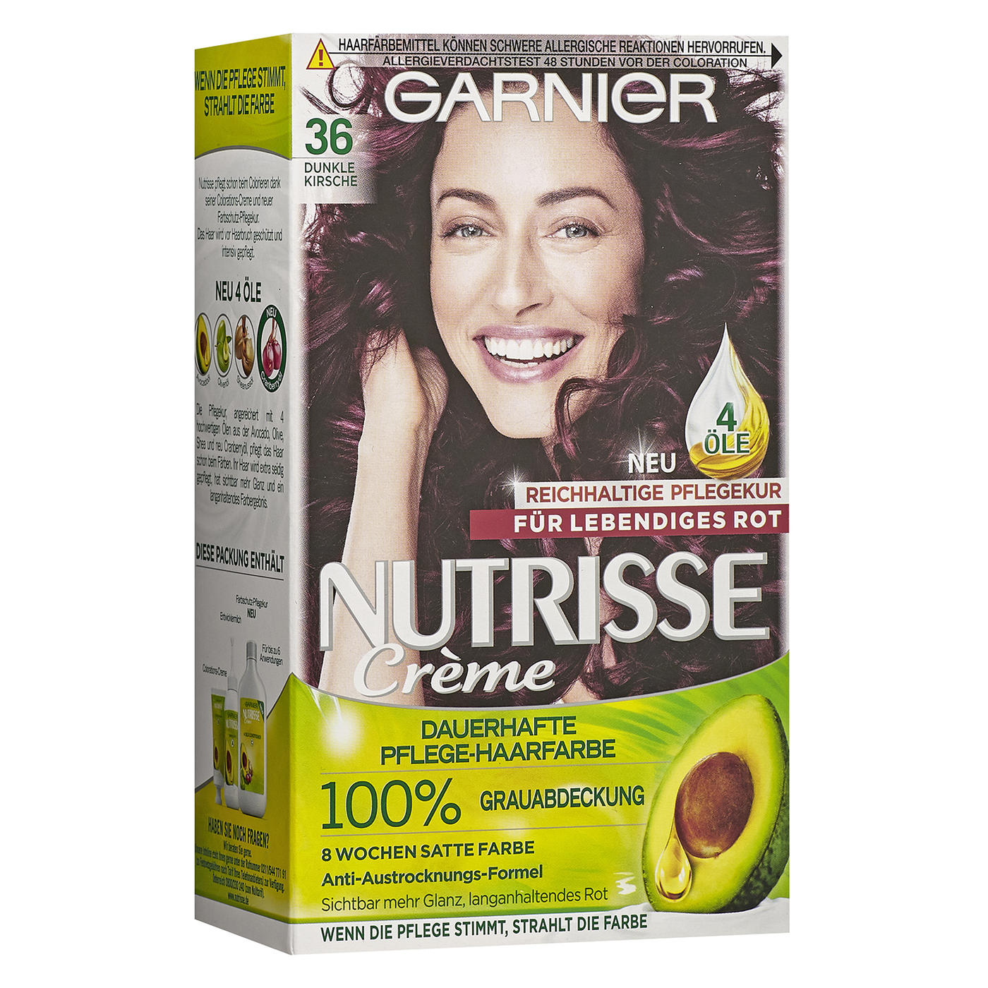 garnier coloration