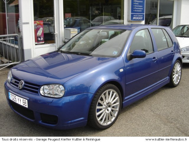 golf 4 d'occasion