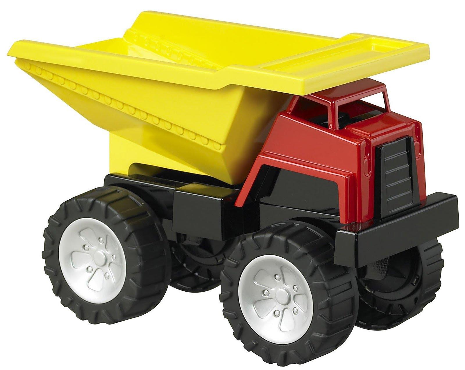 grand camion jouet