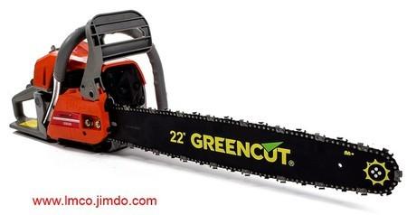 greencut tronconneuse