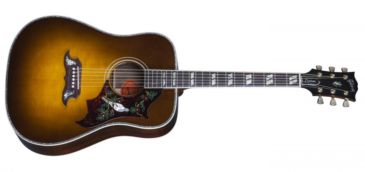 guitare electro acoustique gibson