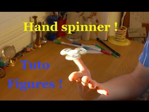hand spinner figure