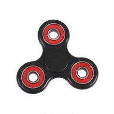 hand spinner rouge et noir