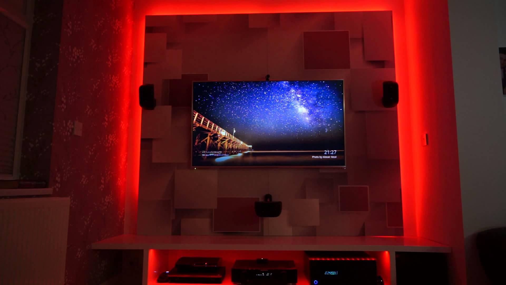 home cinema led