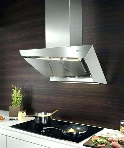 hotte cuisine design