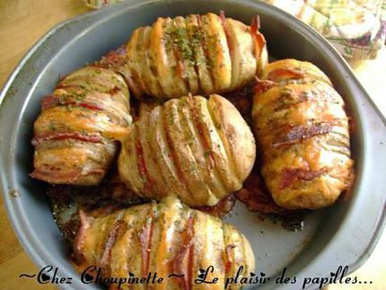 idée recette pomme de terre