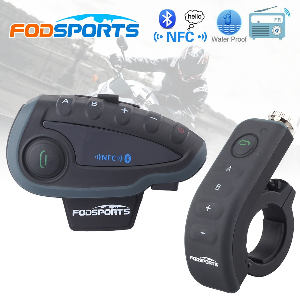 interphone moto