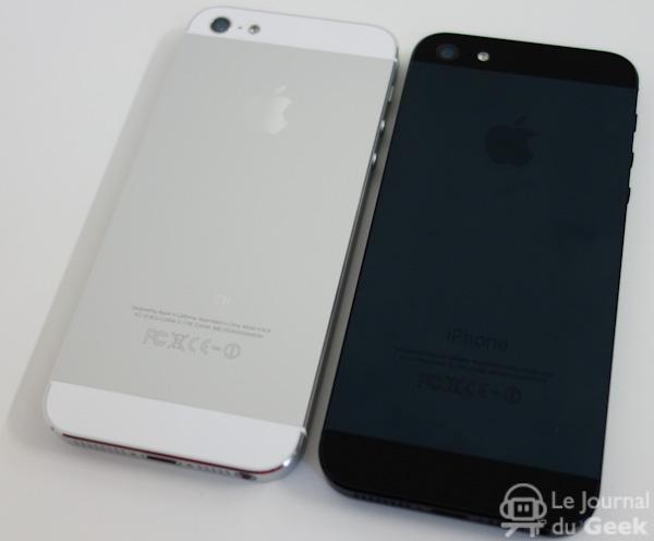 iphone 5 avis consommateur