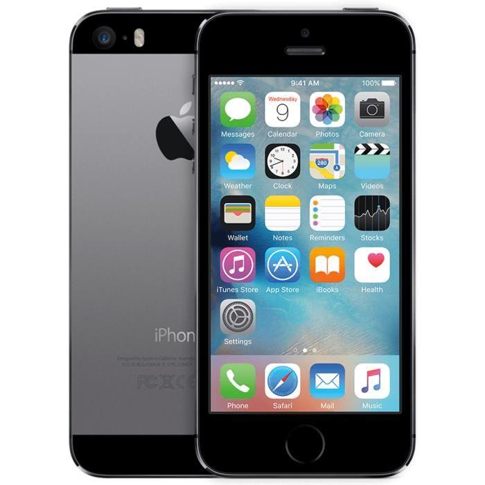 iphone 5s bleu pas cher