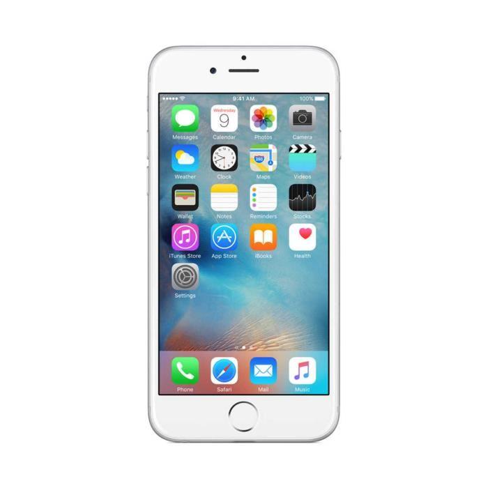 iphone 6 blanc