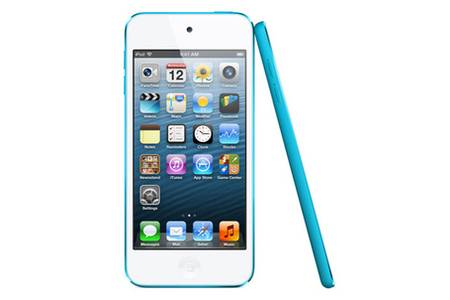 ipod touch 5 bleu