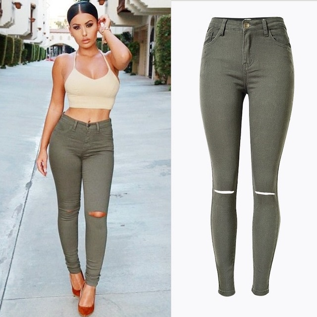 jeans femme fashion