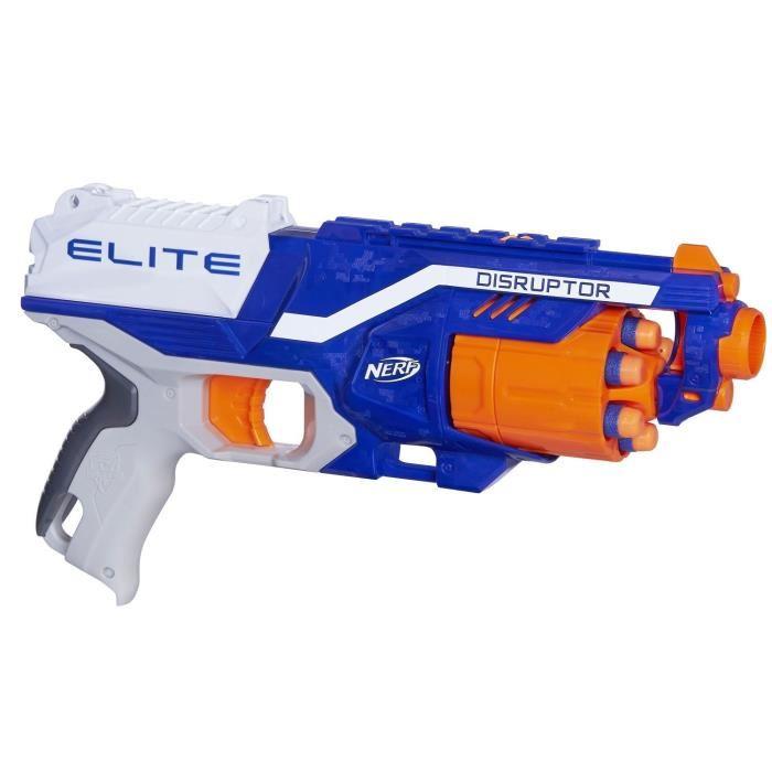 jeu nerf pistolet