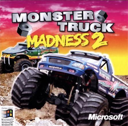 jeux de monster truck 2