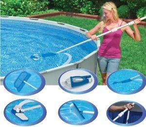 kit nettoyage piscine intex
