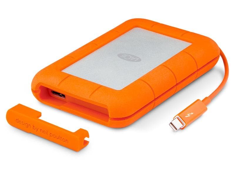 lacie rugged thunderbolt 1 to