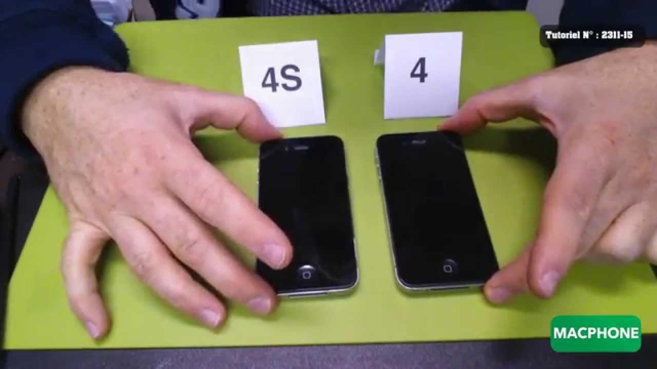 le d un iphone 4s