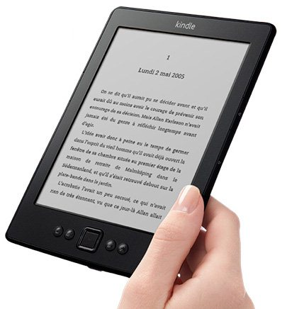 liseuse amazon kindle
