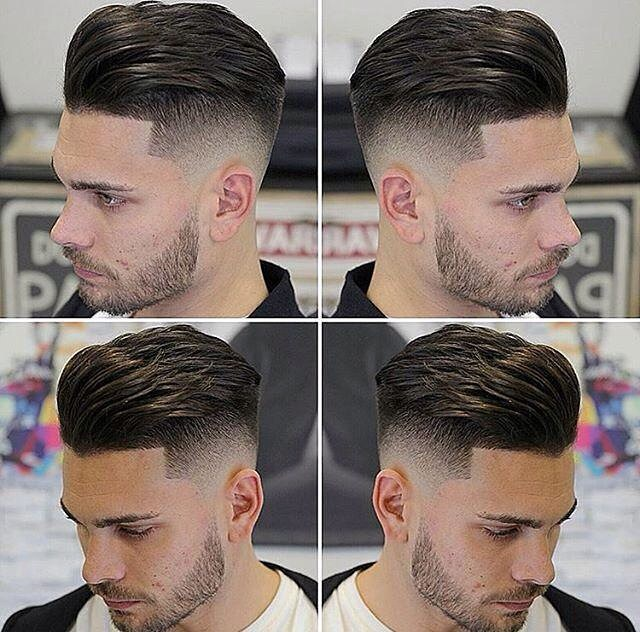 lissage homme cheveux courts