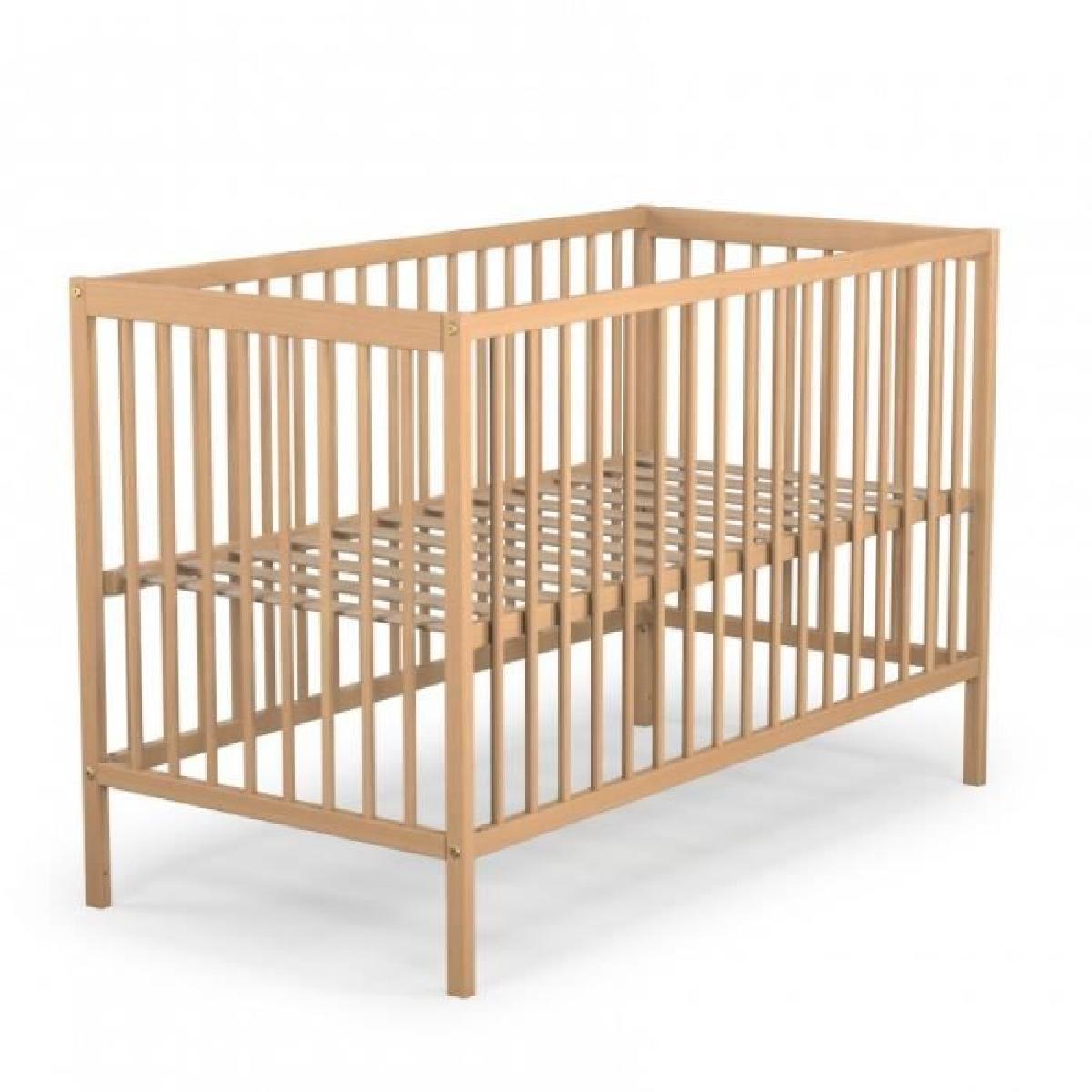 lit bébé hauteur réglable