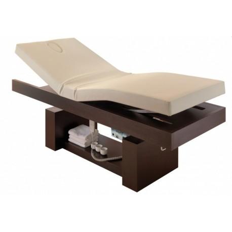 lit de massage electrique