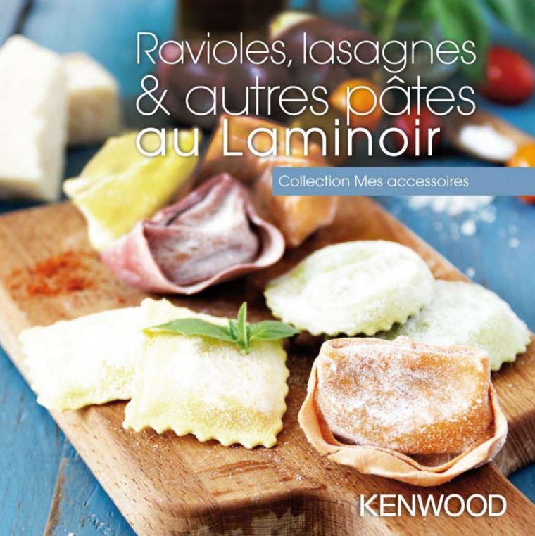 livre de recette kenwood