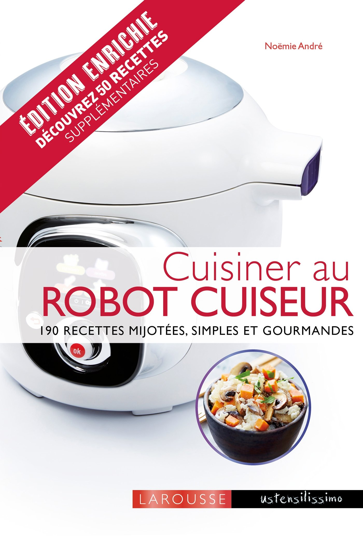 livre robot cuiseur