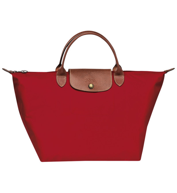 longchamp sac rouge
