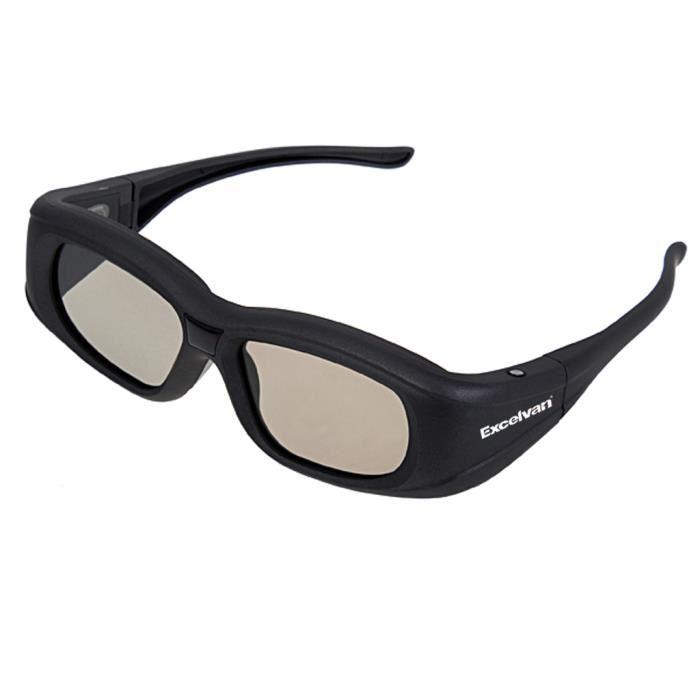 lunettes 3d actives universelles