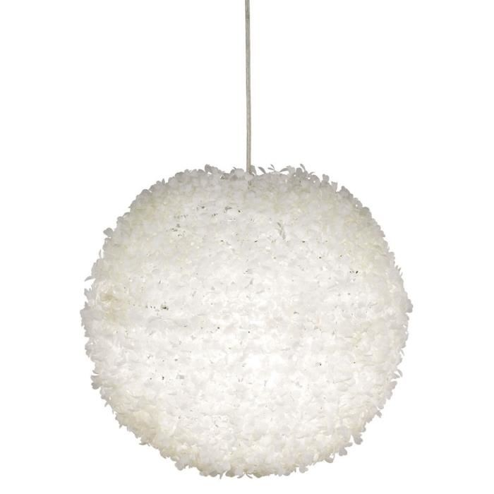 lustre blanc