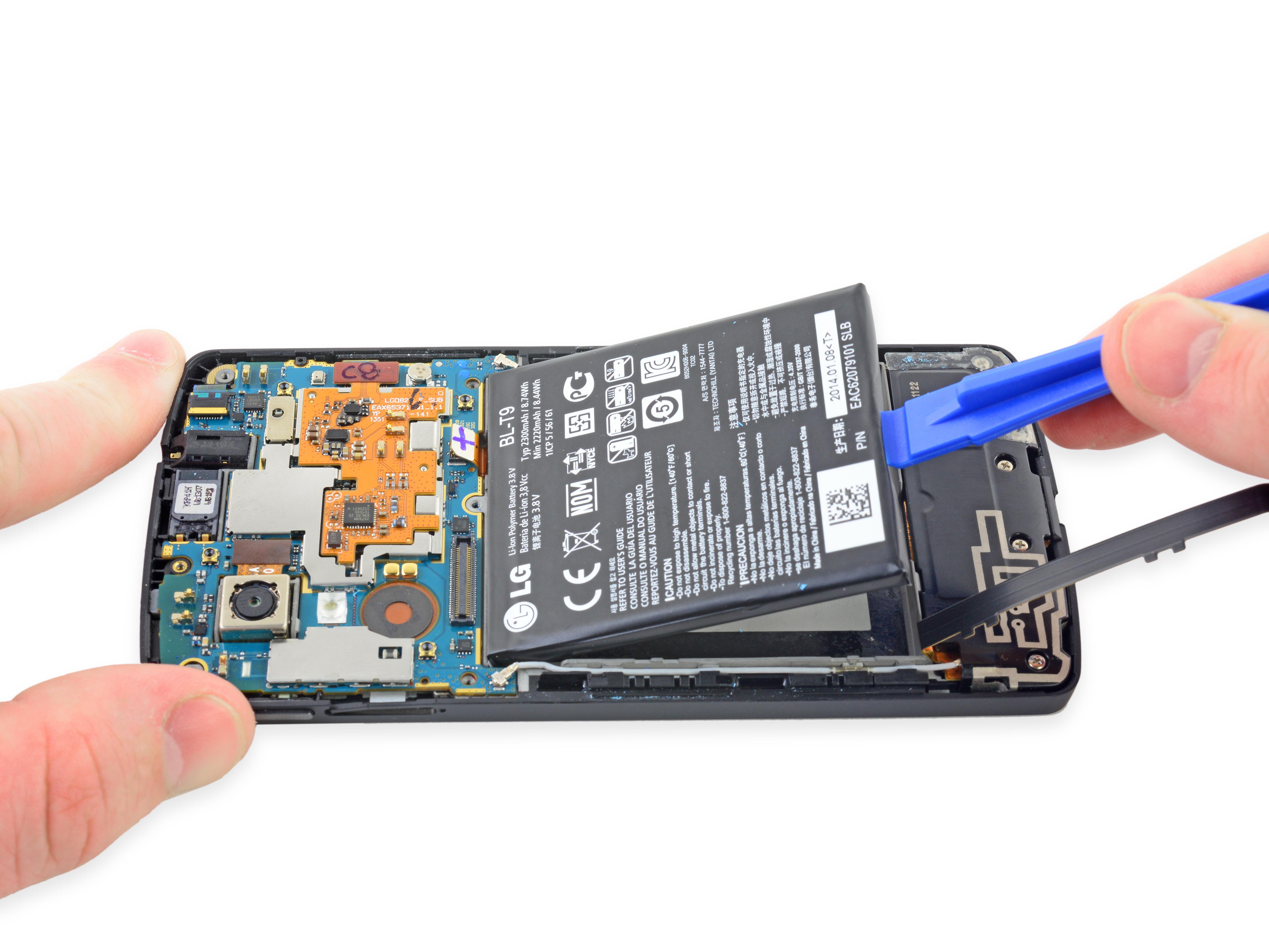 ma batterie ne charge plus asus