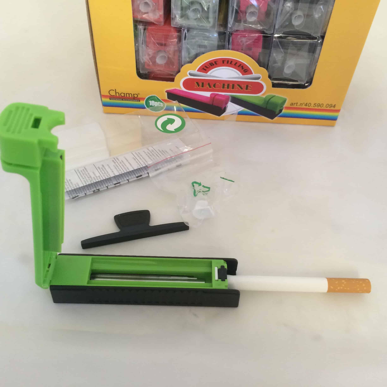 machine a faire les cigarettes