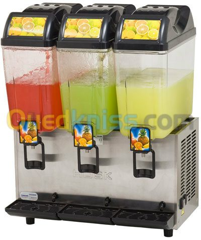 machine a jus