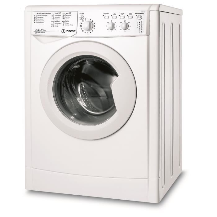machine a laver indesit 9 kg