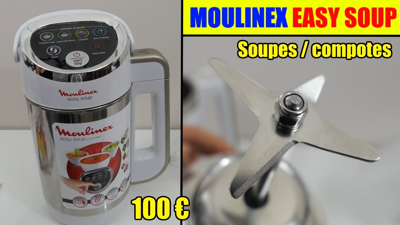 machine a soupe moulinex