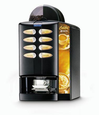 machine café chocolat