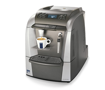machine lavazza blue