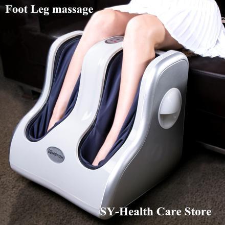 machine massage jambe