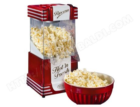 machine pop corn pas cher