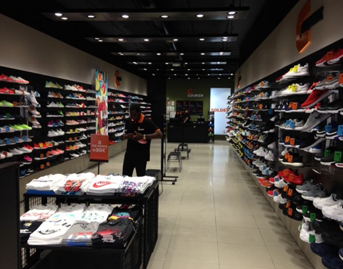 magasin courir