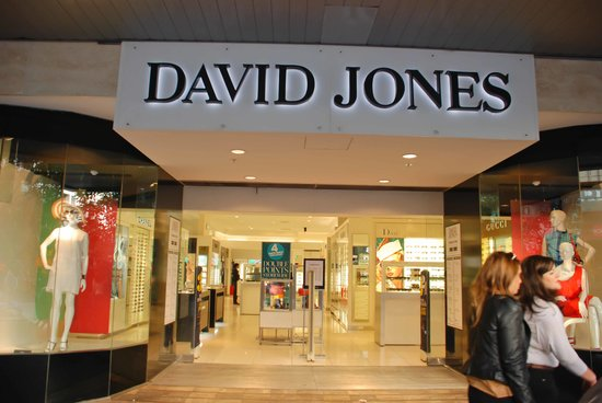 magasin david jones