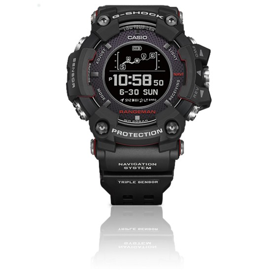 manuel casio g shock