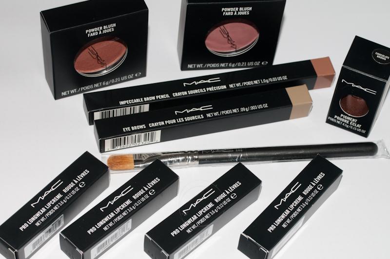 maquillage pas cher mac