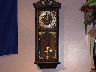 marque horloge