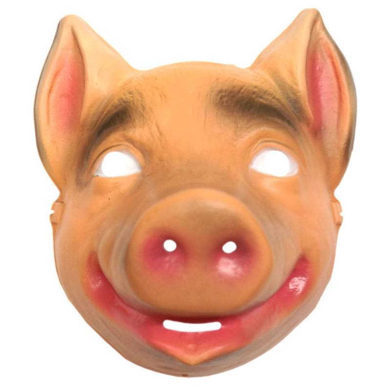 masque de cochon